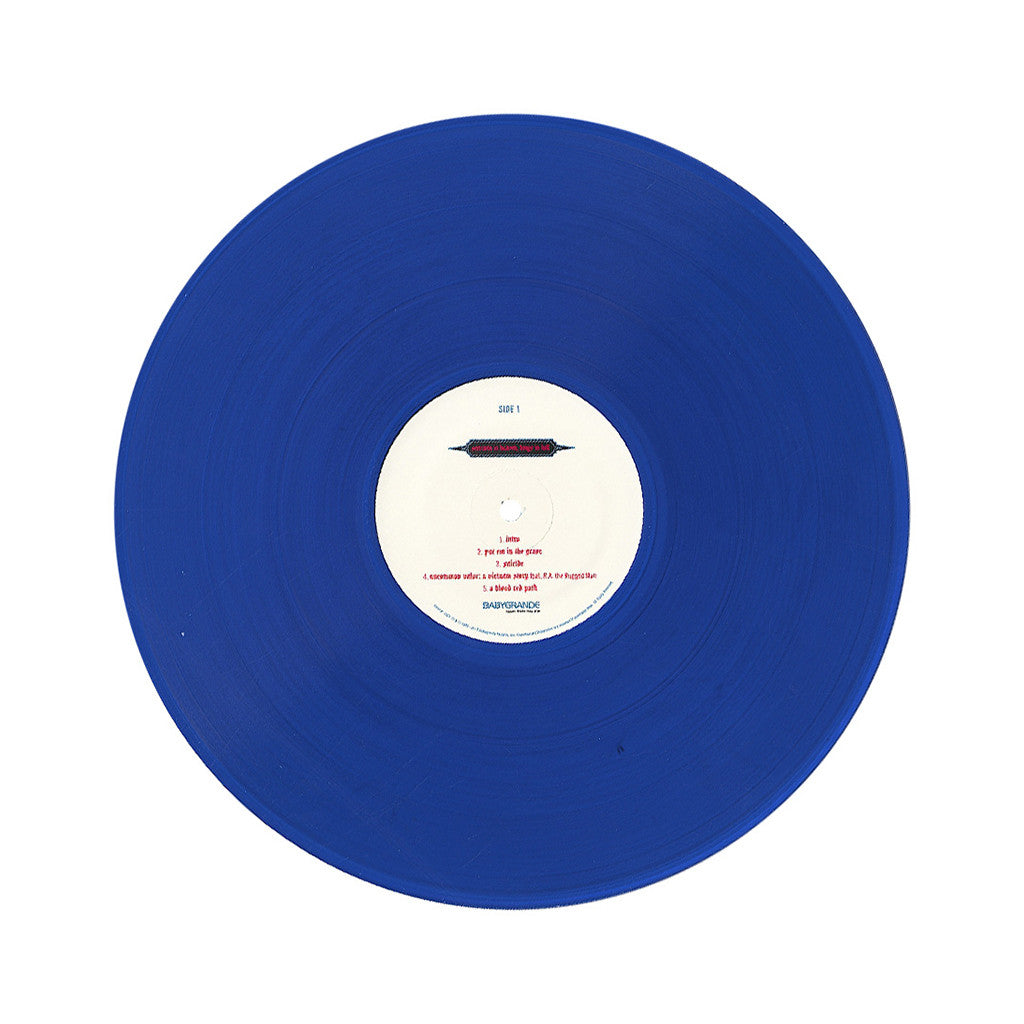 <!--020130528056194-->Jedi Mind Tricks - 'Servants In Heaven, Kings In Hell' [(Clear Blue) Vinyl [2LP]]