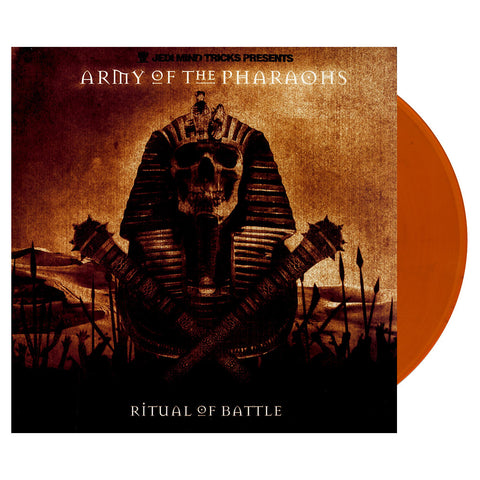 Army Of The Pharaohs - 'Ritual Of Battle' [(Clear Orange) Vinyl [2LP]]