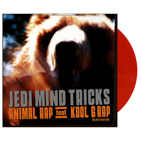 "Jedi Mind Tricks - 'Animal Rap: Deluxe EP Edition' [(Clear Orange) Vinyl [2x12""""]]"