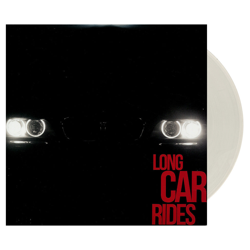 <!--2013121018-->Kasim Keto - 'Long Car Rides' [(Clear) Vinyl [2LP]]