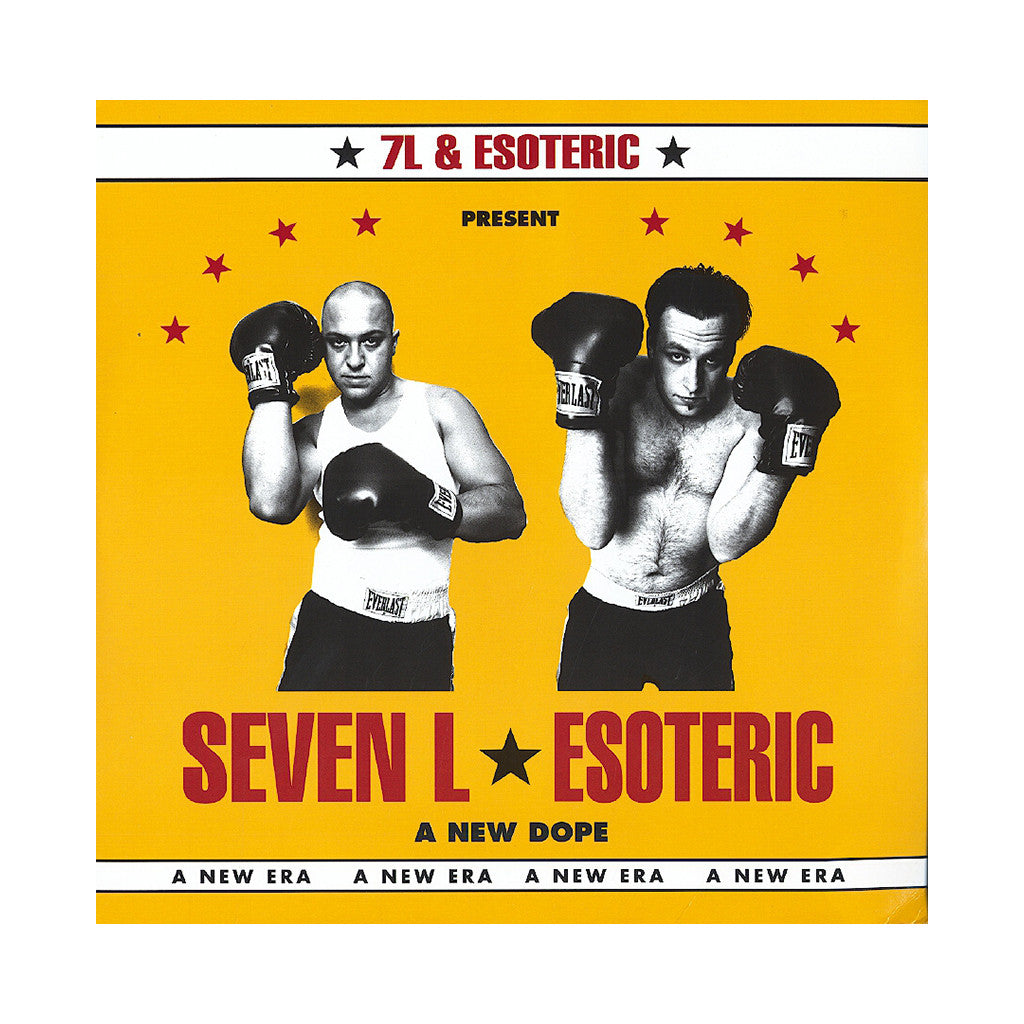 <!--020060627007317-->7L & Esoteric - 'A New Dope' [CD]