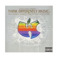 <!--120051018005901-->Think Differently Music (Dreddy Kruger Presents) - 'Wu-Tang Meets The Indie Culture Vol. 1' [CD]