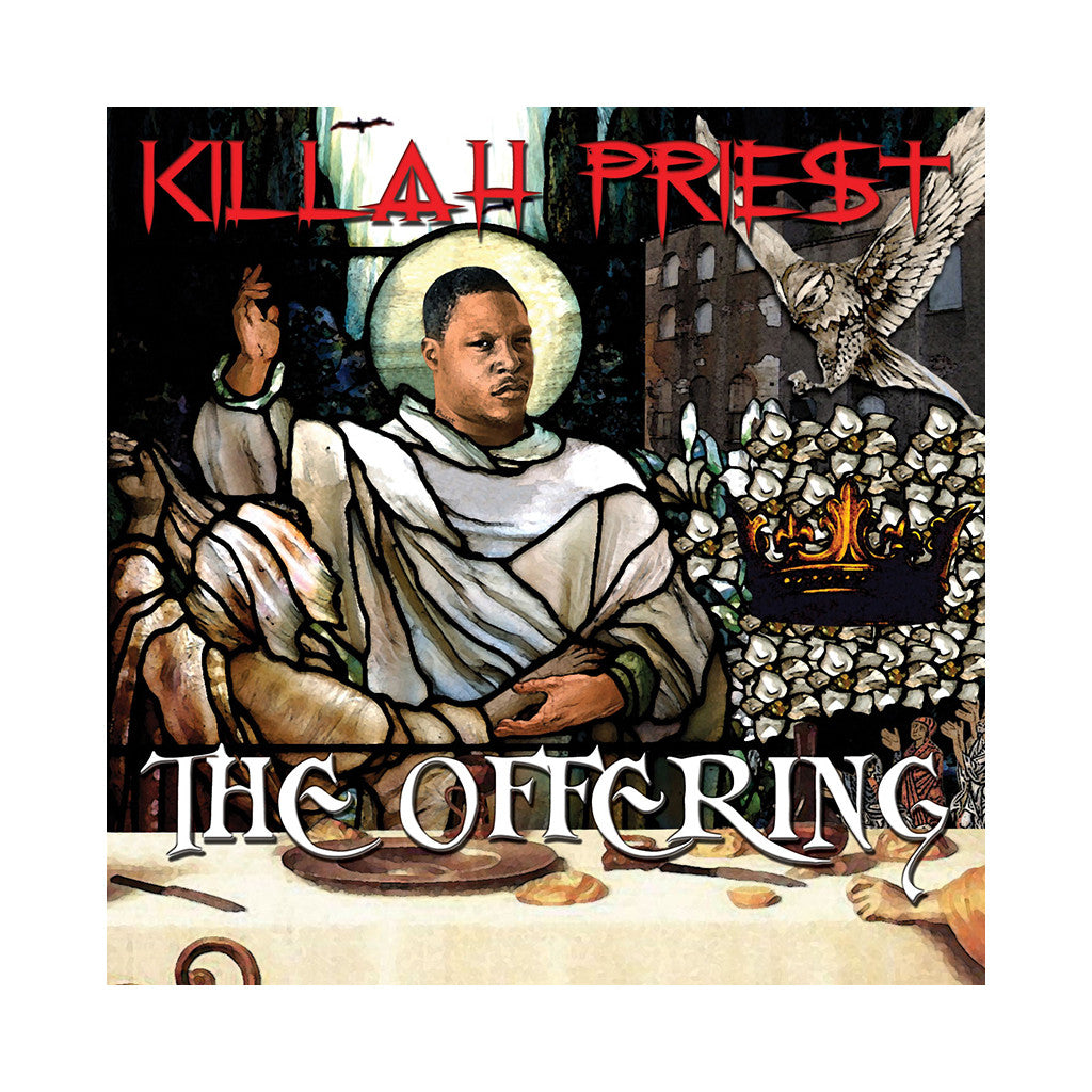 <!--2007090541-->Killah Priest - 'Gun For Gun (Rivers Of Blood)' [Streaming Audio]