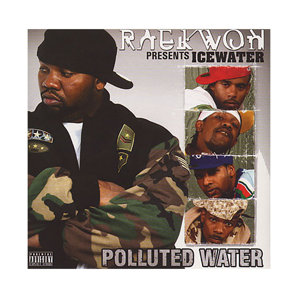 Ice Water (Raekwon of Wu-Tang Clan Presents) - 'Polluted Water' [CD]