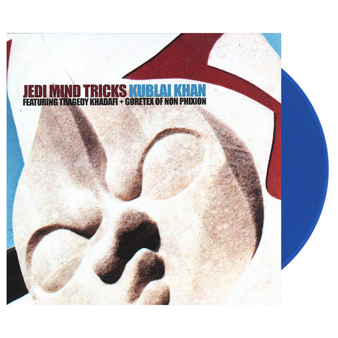 "Jedi Mind Tricks - 'Kublai Khan' [(Clear Blue) 12"""" Vinyl Single]"