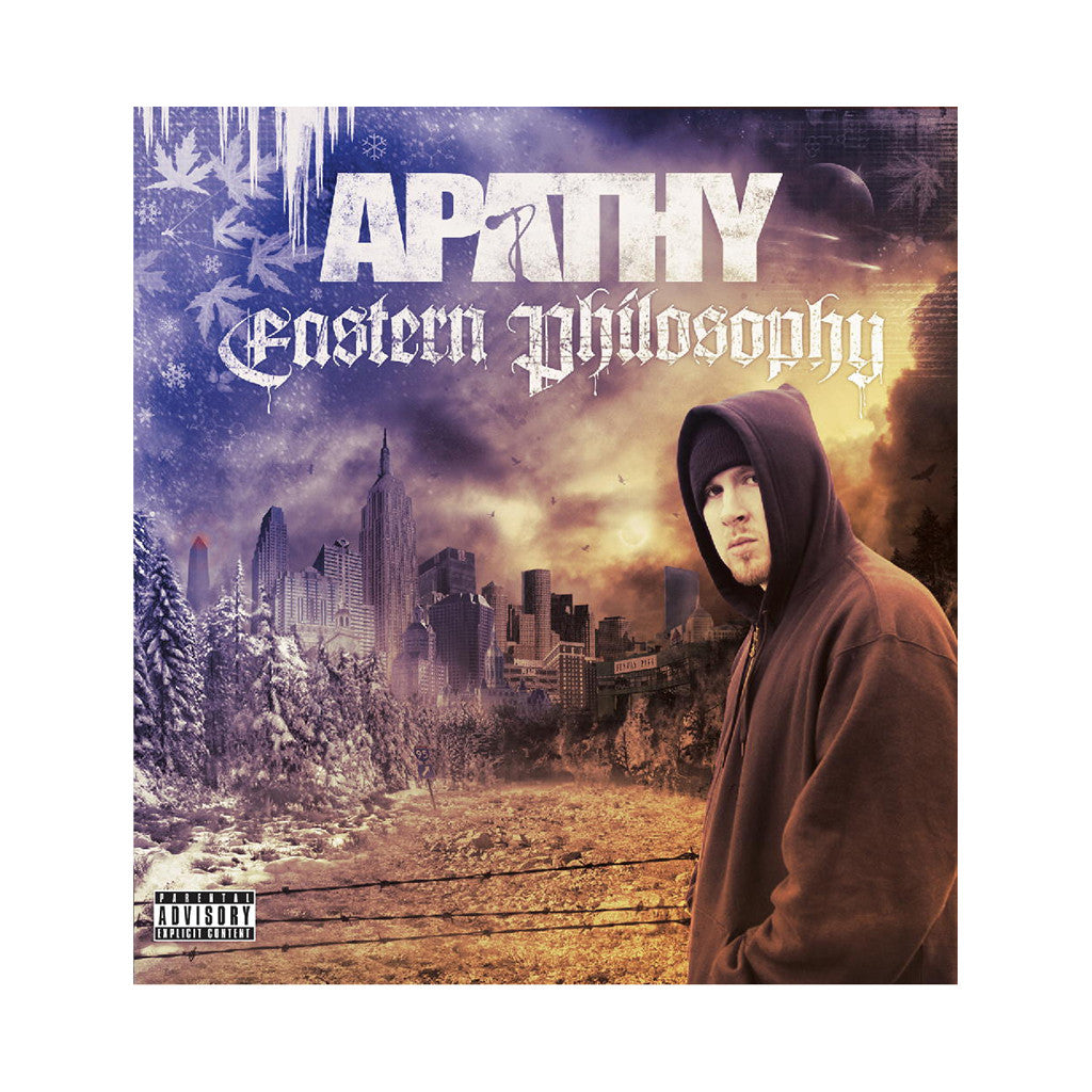 <!--2006032140-->Apathy - 'Eastern Philosophy' [CD]