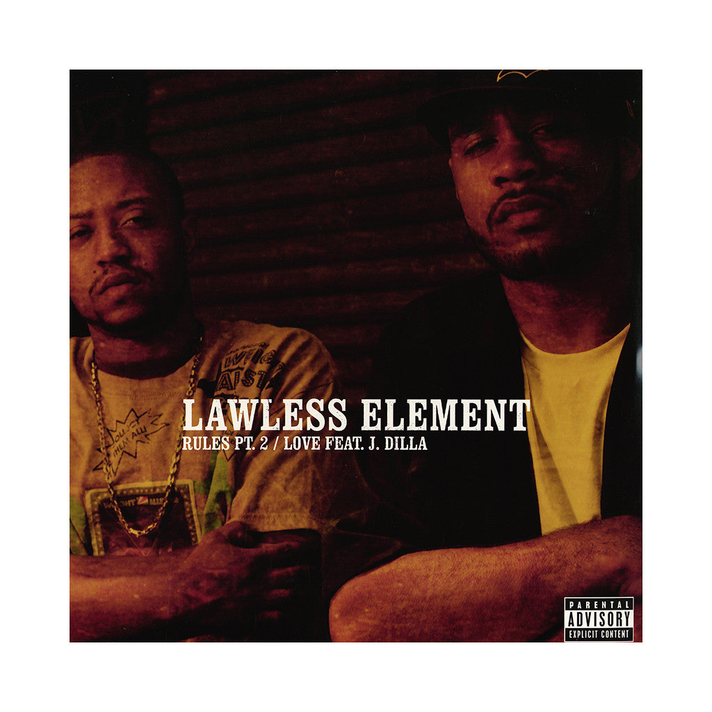 <!--2005022747-->Lawless Element - 'High' [Streaming Audio]