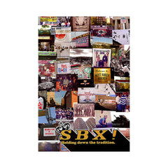 <!--020050802005505-->SBX! - 'SBX!: Holding Down The Tradition' [DVD]