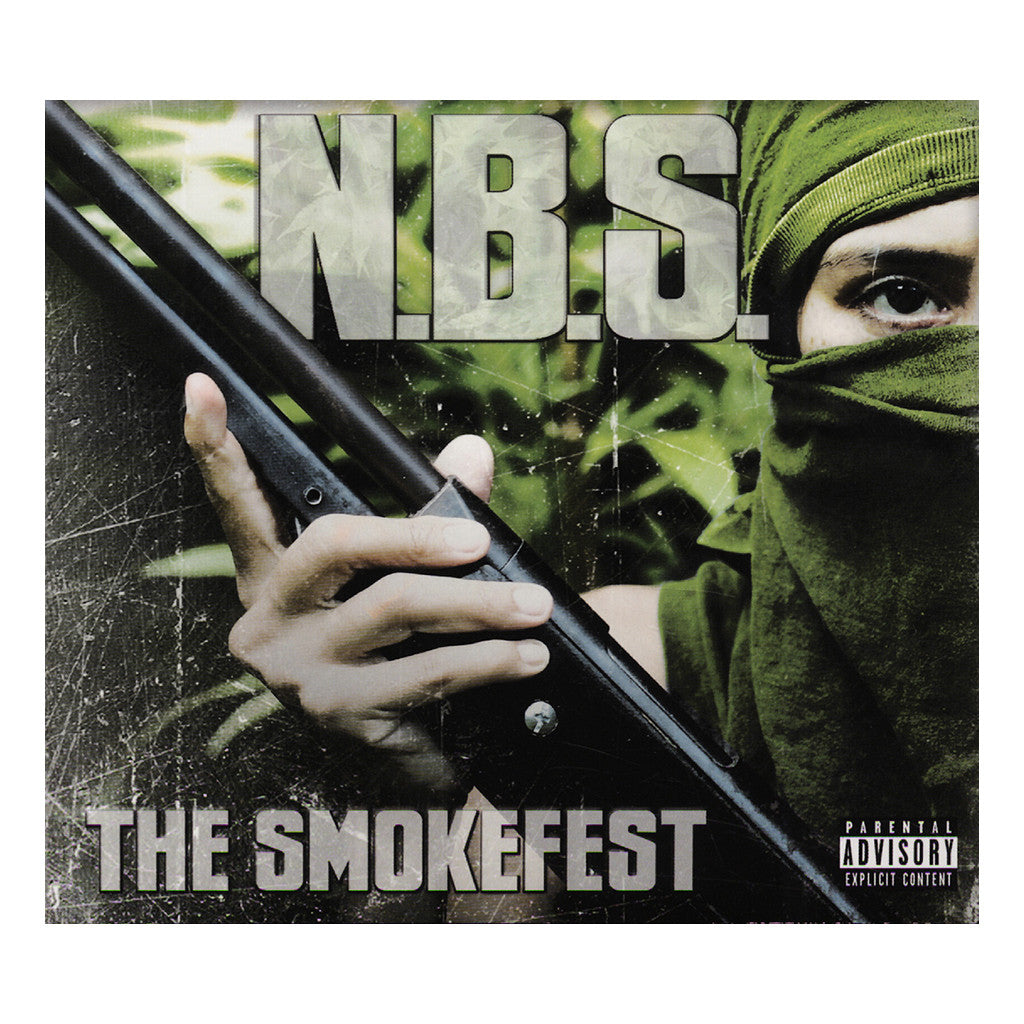 <!--120131119060727-->N.B.S. - 'The Smokefest' [CD]