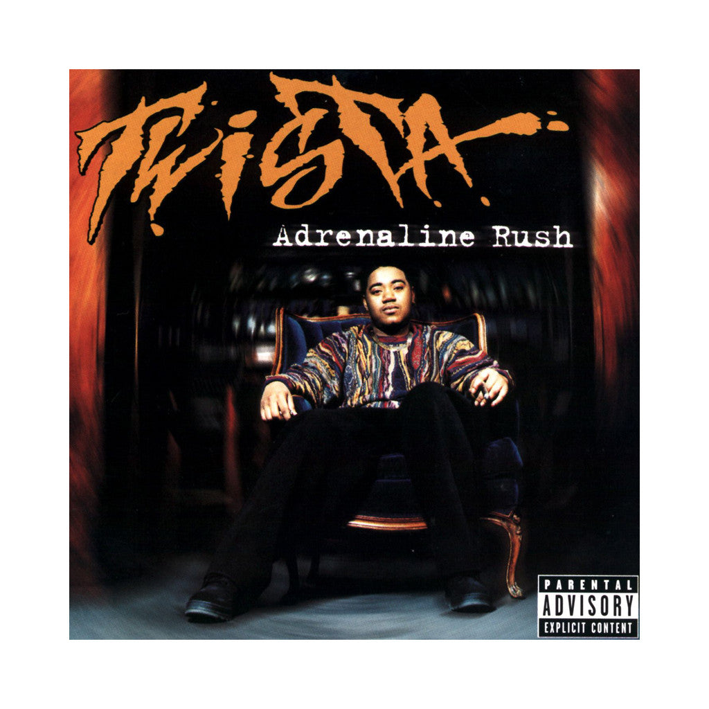 Twista - 'Adrenaline Rush' [CD]