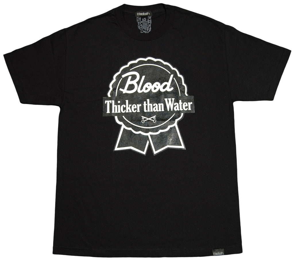 <!--2012071037-->Bloodbath - 'Ribbon' [(Black) T-Shirt]