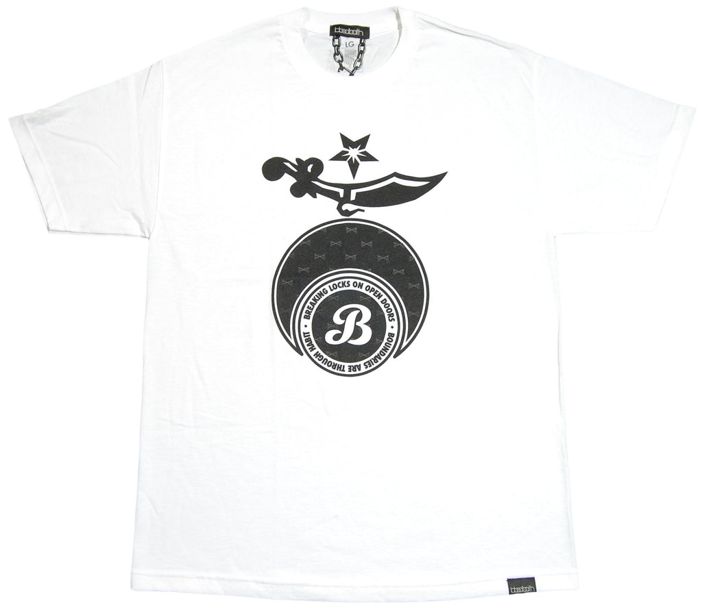 <!--2012071009-->Bloodbath - 'Shriner' [(White) T-Shirt]