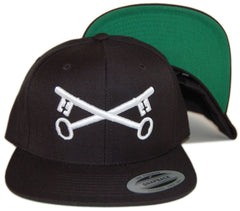 <!--020130618057684-->Bloodbath - 'Gatekeeper' [(Black) Snap Back Hat]