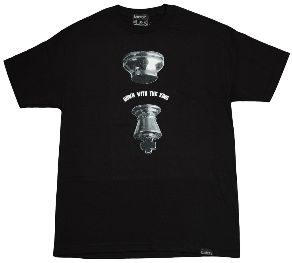 <!--2012041046-->Bloodbath - 'Kingpin' [(Black) T-Shirt]