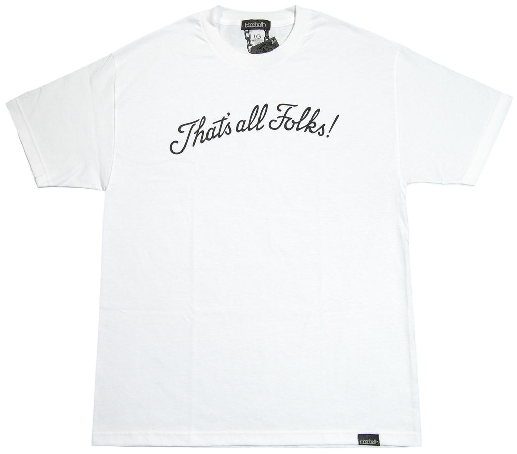 <!--2012041040-->Bloodbath - 'That's All' [(White) T-Shirt]