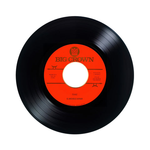 "[""El Michels Affair - 'Tearz/ Verbal Intercourse' [(Black) 7\"" Vinyl Single]""]"