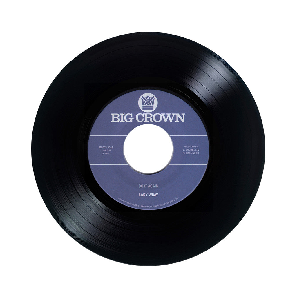 "Lady Wray - 'Do It Again/ In Love With You' [(Black) 7"" Vinyl Single]"