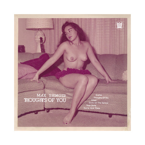 "Max Shrager - 'Thoughts Of You' [(Black) Vinyl [10""]]"