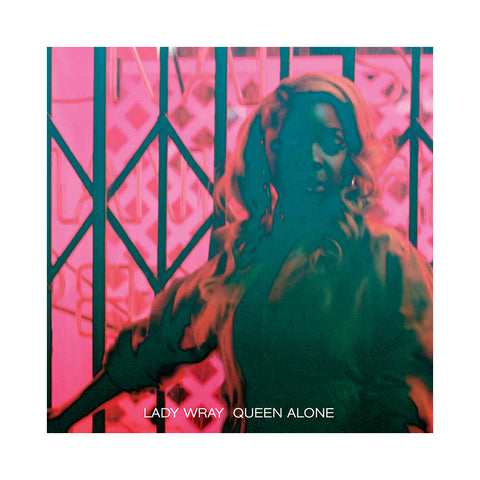 Lady Wray - 'Queen Alone' [CD]