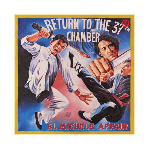 El Michels Affair - 'Return To The 37th Chamber ' [CD]