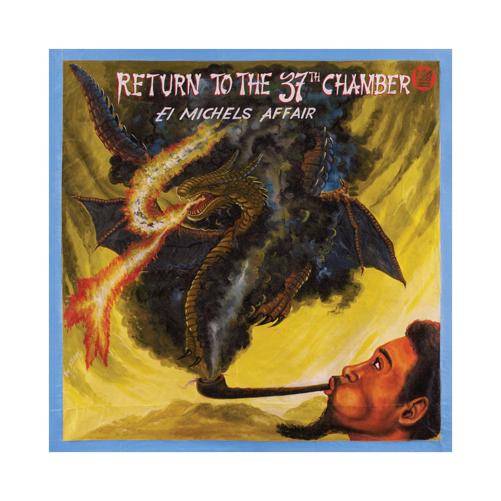 <!--120170414075106-->El Michels Affair - 'Return To The 37th Chamber ' [(Black) Vinyl LP]