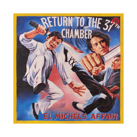 El Michels Affair - 'Return To The 37th Chamber ' [(Black) Vinyl LP]