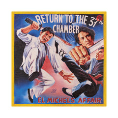 El Michels Affair - 'Return To The 37th Chamber' [(Black) Vinyl LP]