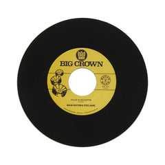 "Bacao Rhythm & Steel Band - 'P.I.M.P./ Police In Helicopter' [(Black) 7"" Vinyl Single]"