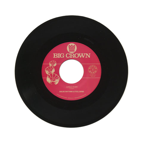 "Bacao Rhythm & Steel Band - 'Jungle Fever/ Tender Trap (Re-Issue)' [(Black) 7"" Vinyl Single]"