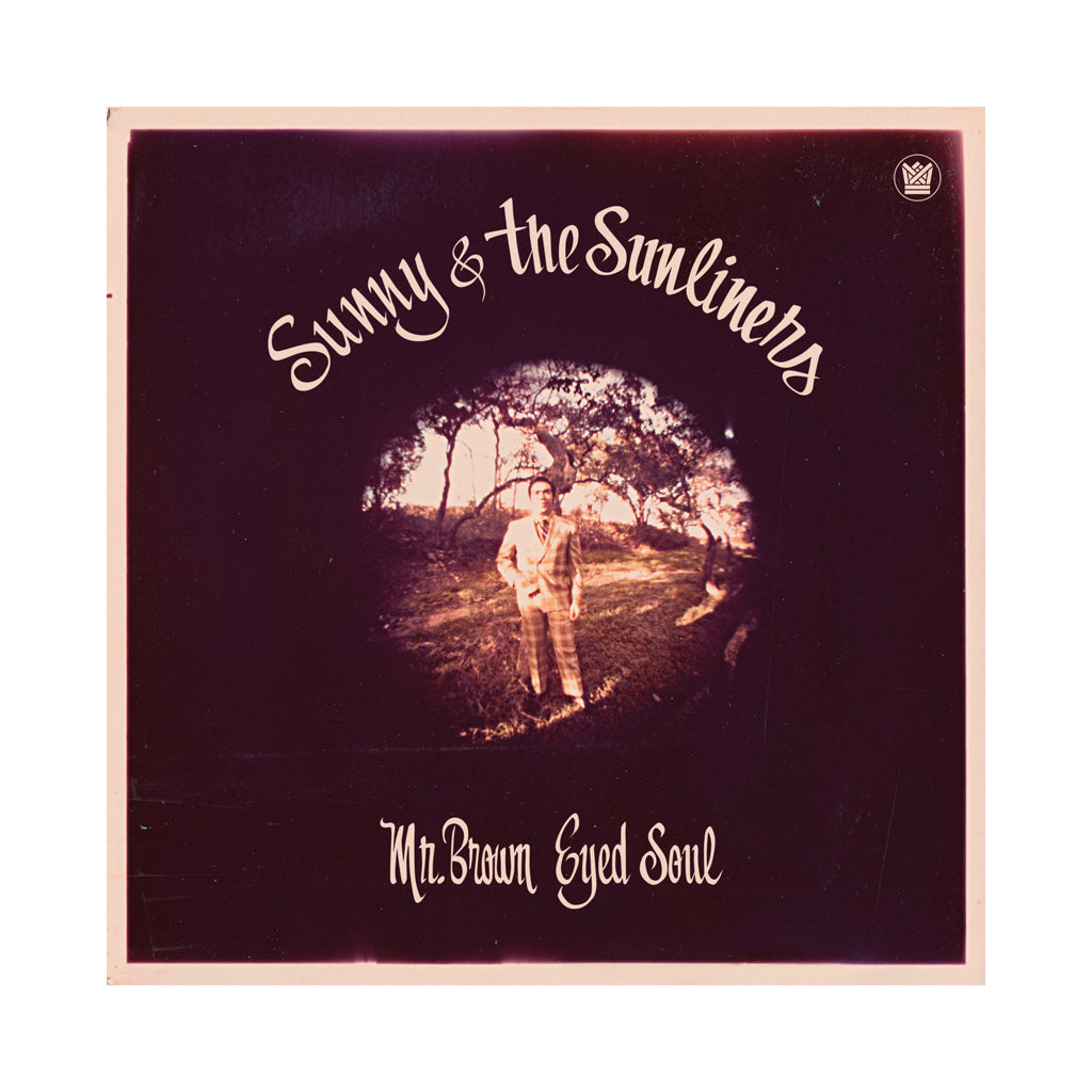 Sunny & The Sunliners - 'Mr. Brown Eyed Soul' [CD]