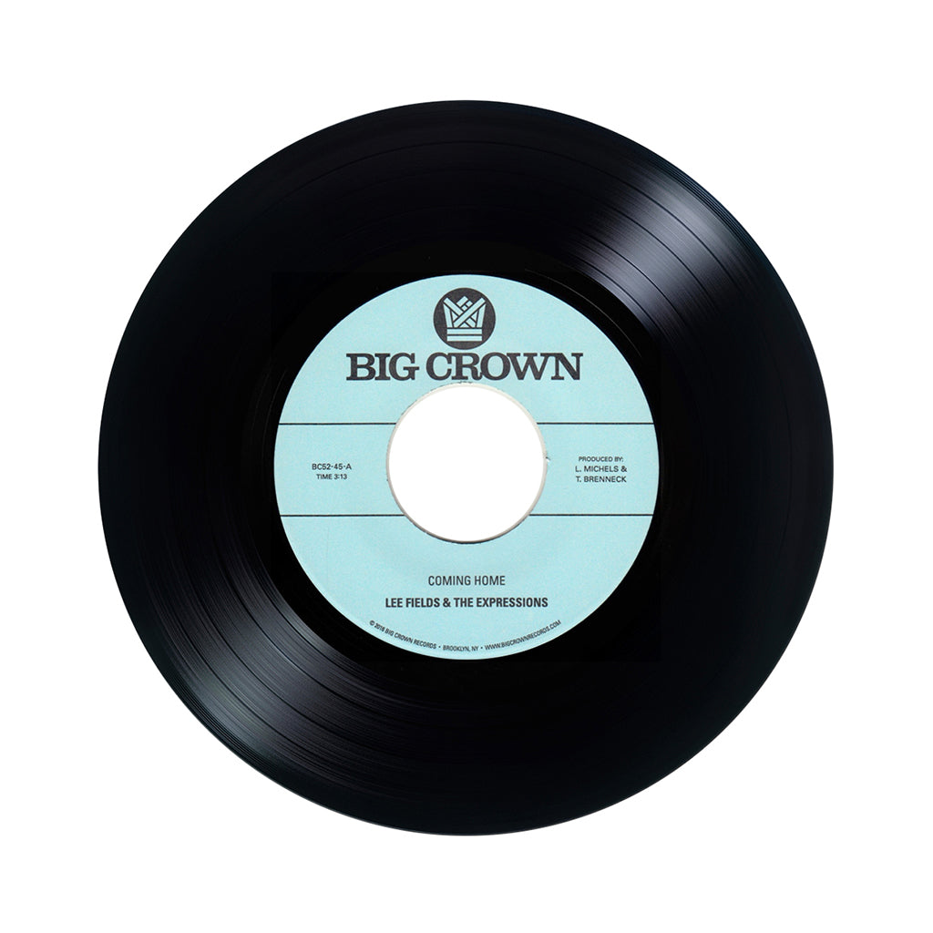 "Lee Fields & The Expressions - 'Coming Home/ Precious Love' [(Black) 7"" Vinyl Single]"