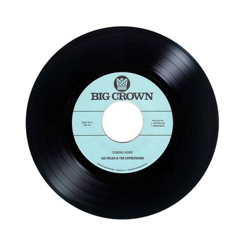 "[""Lee Fields & The Expressions - 'Coming Home/ Precious Love' [(Black) 7\"" Vinyl Single]""]"