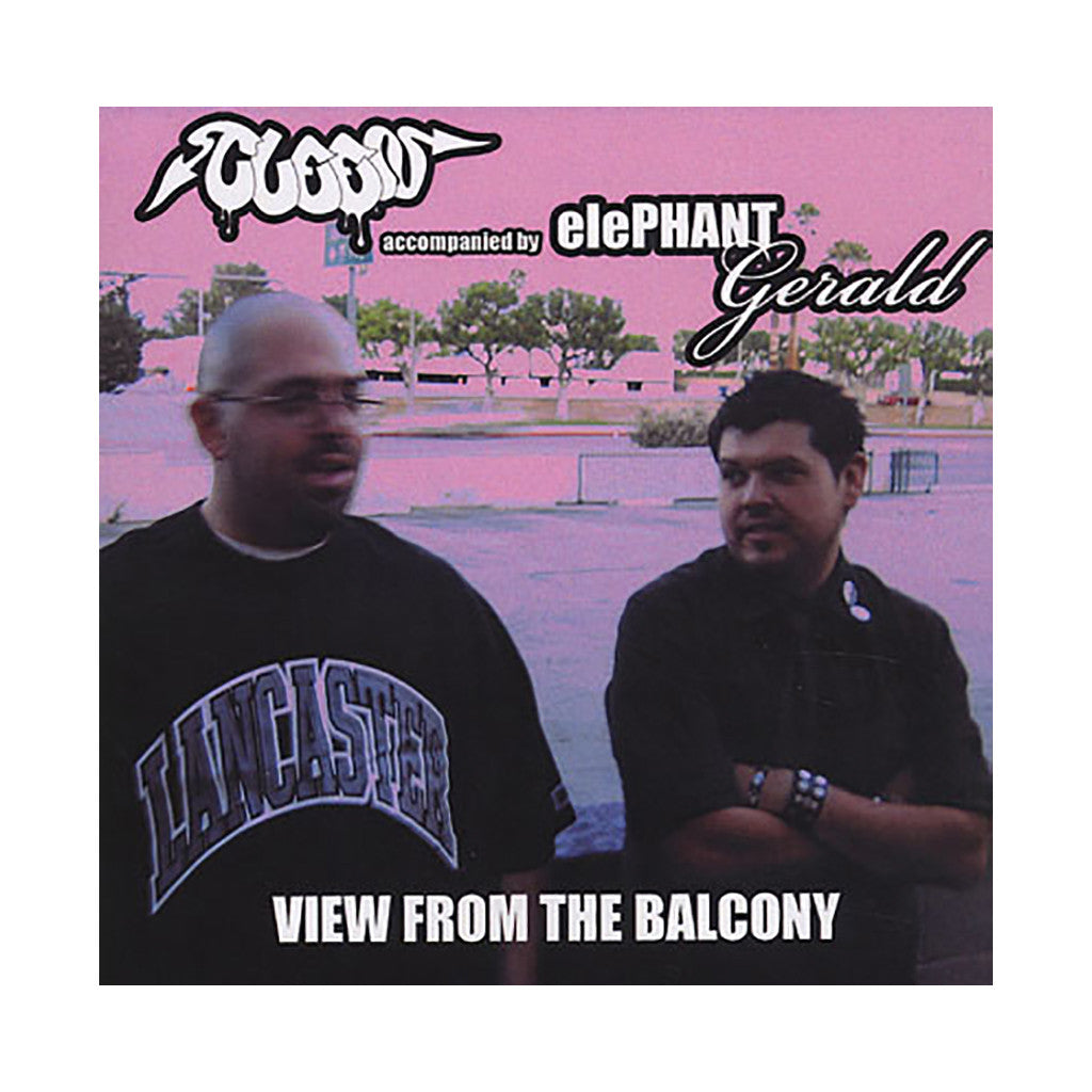 Cleen w/ elePHANT Gerald - 'View From The Balcony' [CD]