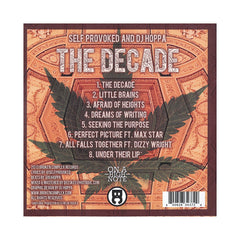 <!--120130319055766-->Self Provoked & DJ Hoppa - 'The Decade' [CD]