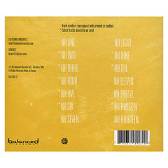 DJ Brace Presents The Electric Nosehair Orchestra - 'Nostomania' [CD]