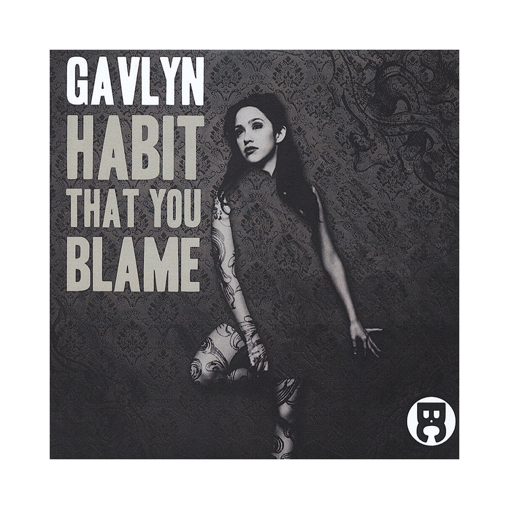 <!--120130430057445-->Gavlyn - 'Habit That You Blame' [CD]