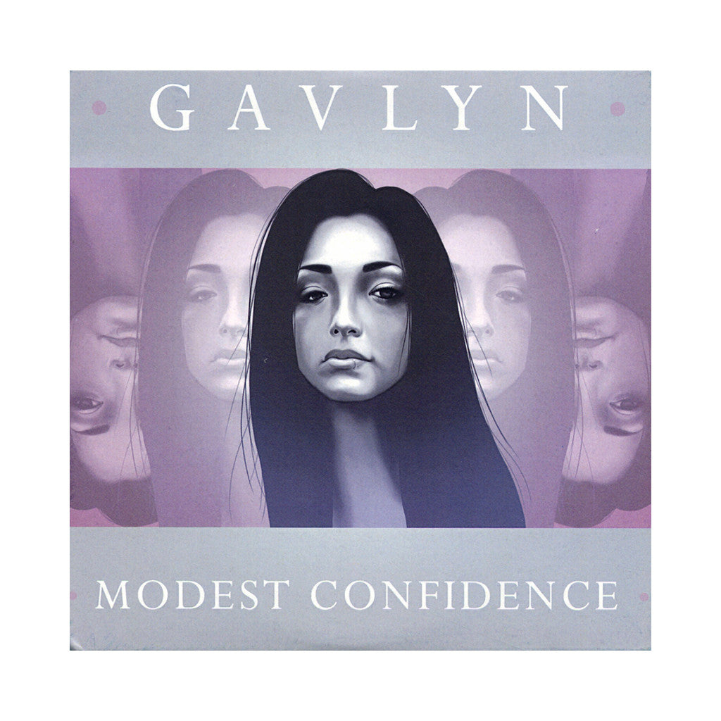 <!--2014010705-->Gavlyn - 'Modest Confidence' [CD]