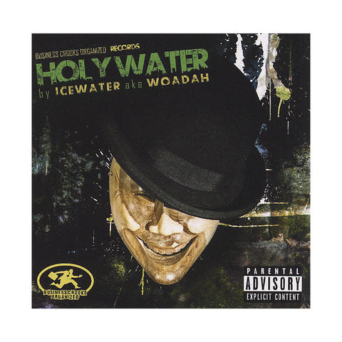Ice Water - 'Holy Water' [CD]