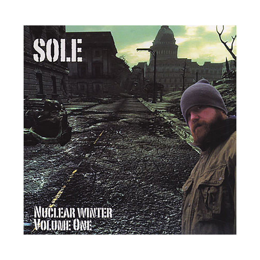 <!--2010021623-->Sole - 'Nuclear Winter Vol. 1' [CD]