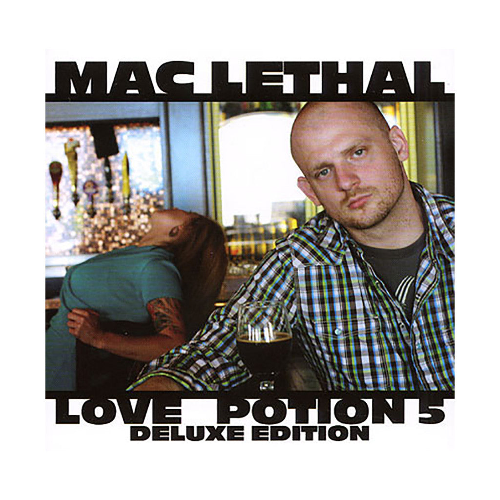 <!--020091013017706-->Mac Lethal - 'Love Potion 5 (Deluxe Edition)' [CD]