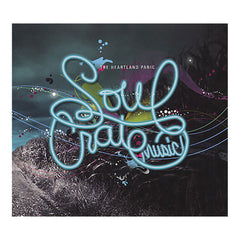 Soulcrate Music - 'The Heartland Panic' [CD]