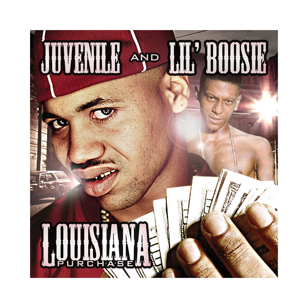 <!--020060912002736-->Juvenile & Lil Boosie - 'Lousiana Purchase' [CD]