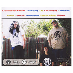DJ Hoppa Presents Cleen & General Populus - 'Cleen Pop Music' [CD]