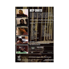 <!--020040101005704-->Deep Crates - 'Deep Crates Vol. 1: A Documentary Film Dedicated To The Art Of Beatdiggin'' [DVD]