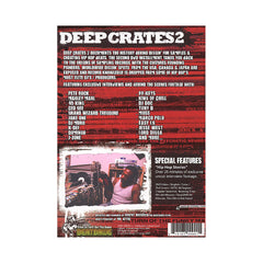 <!--020070522009798-->Deep Crates - 'Deep Crates Vol. 2: A Documentary Film Dedicated To The Art Of Beatdiggin'' [DVD]