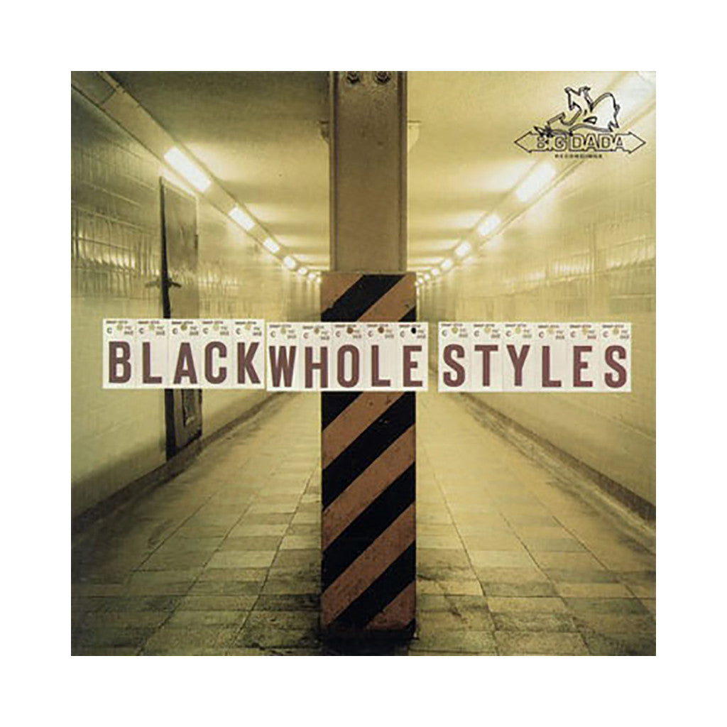 Various Artists - 'Black Whole Styles' [CD]