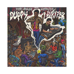 Roots Manuva Meets Wrongtom - 'Duppy Writer' [(Black) Vinyl [2LP]]