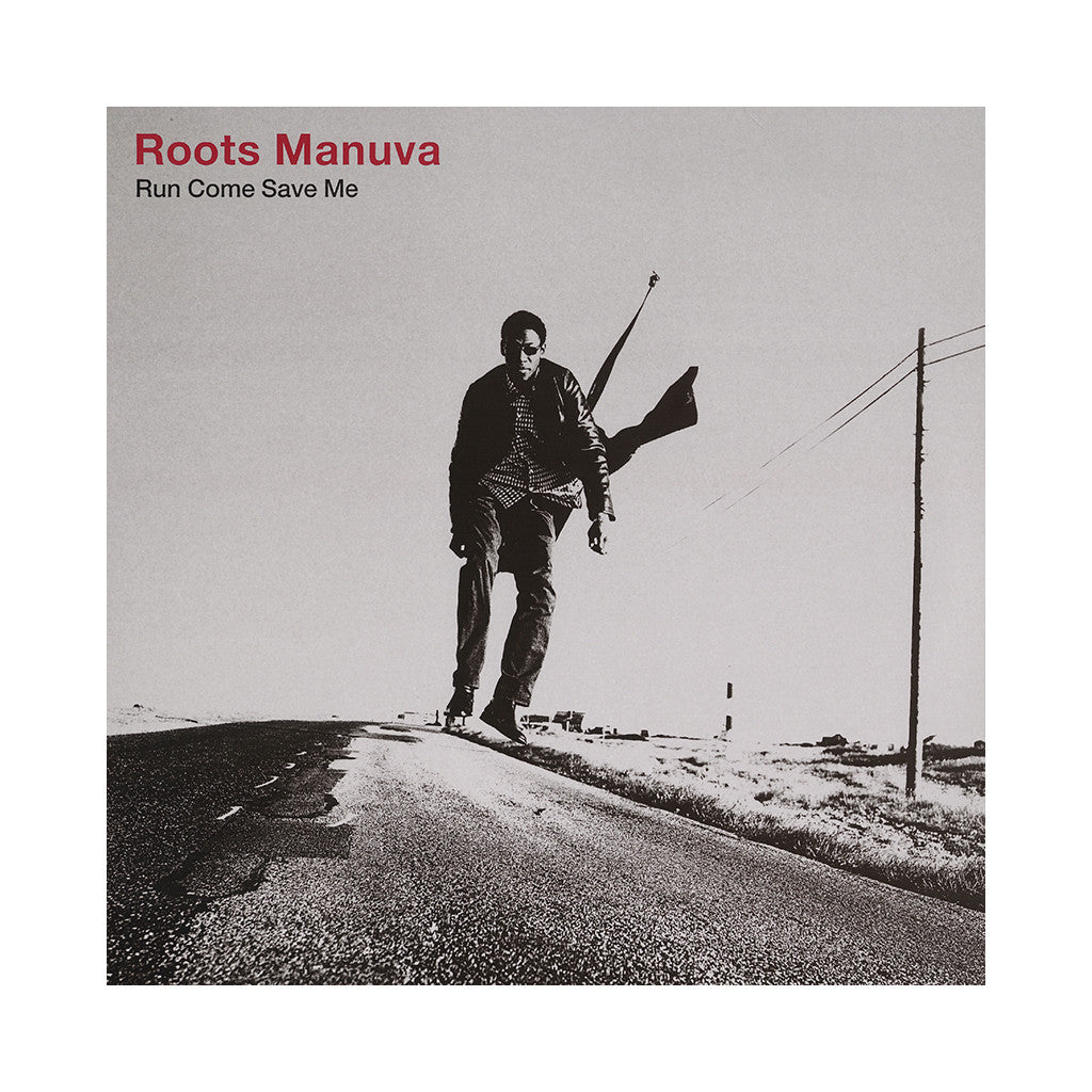 <!--020010918001423-->Roots Manuva - 'Run Come Save Me' [(Black) Vinyl [2LP]]