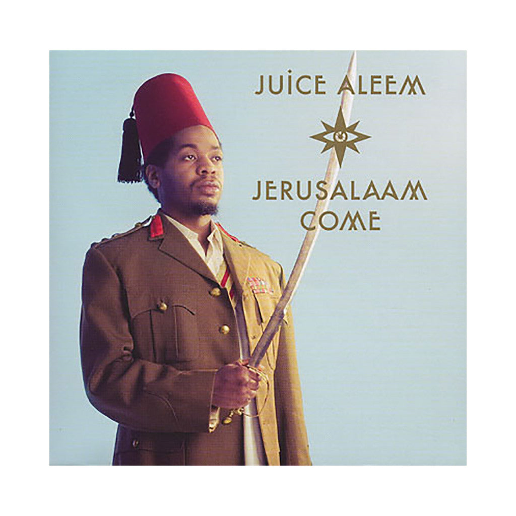 Juice Aleem - 'Jerusalaam Come' [CD]