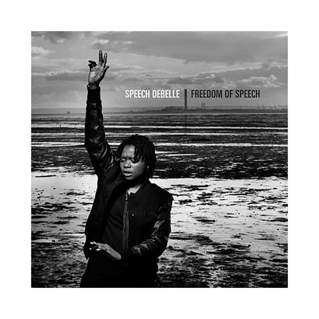 <!--120120221040657-->Speech Debelle - 'Freedom Of Speech' [(Black) Vinyl [2LP]]